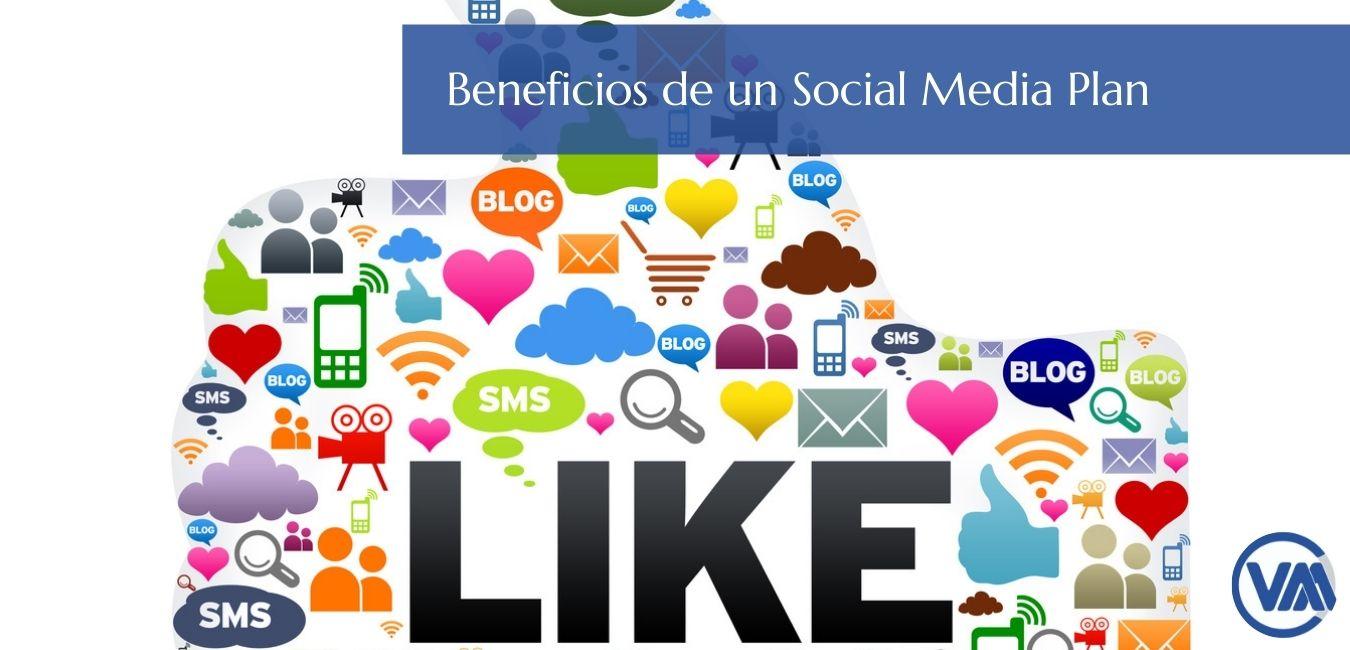 Beneficios de un Social Media Plan