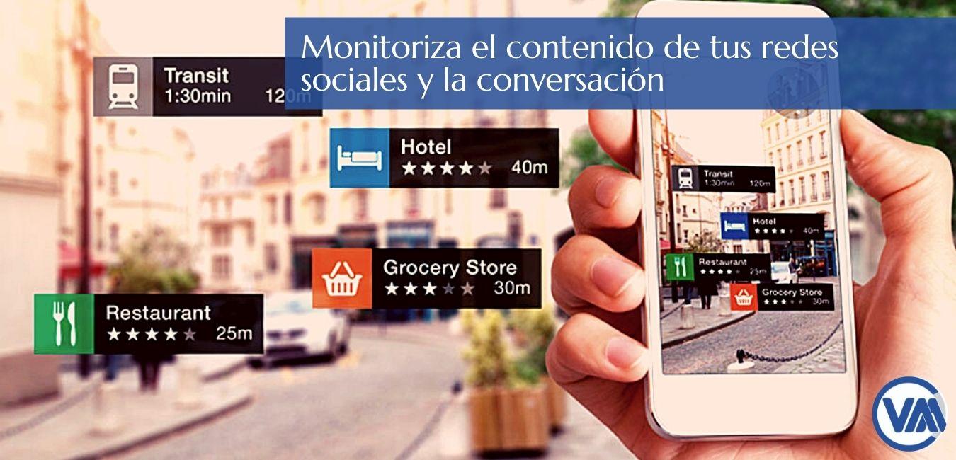 Monitoriza el contenido de tus redes sociales